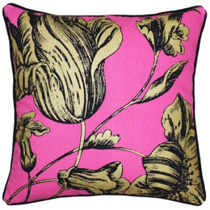 Guild Cushion - Fuchsia