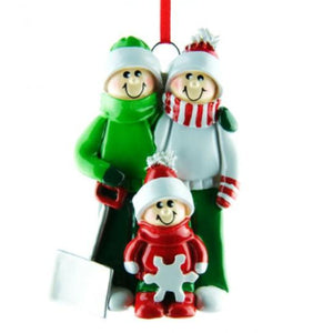 Snow Shovel Family 3