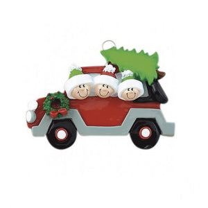 Christmas Tree Car 3