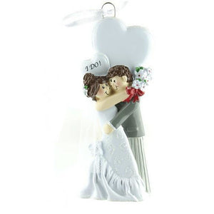 Personalised Wedding Decoration