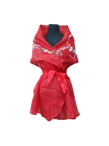 Alampay Red Set - Maria Clara 03