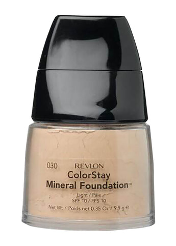 Revlon colorstay mineral foundation #030 light