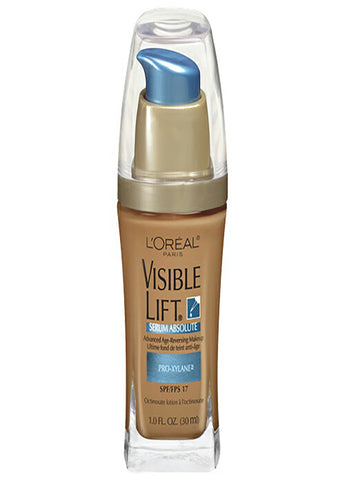 L'Oreal Visible Lift Serum Absolute Liquid Age Reversing Makeup SPF 17 #151 Natural Beige