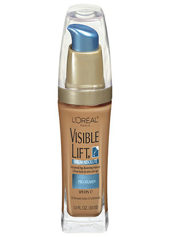 L'Oreal Visible Lift Serum Absolute Liquid Age Reversing Makeup SPF 17 #152 Sand Beige