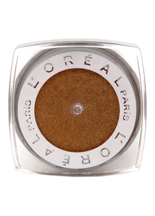 L'Oreal Infallible 24 HR Eye Shadow   #408 Gleaming bronze