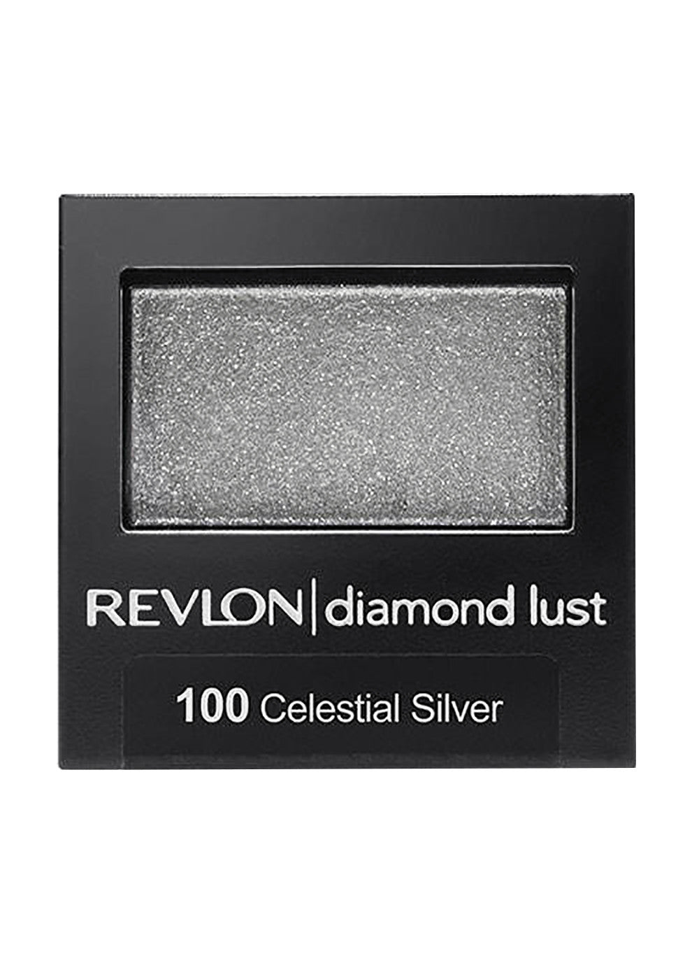 Revlon Luxurious Color Diamond Lust Eyeshadow #100 celestial silver