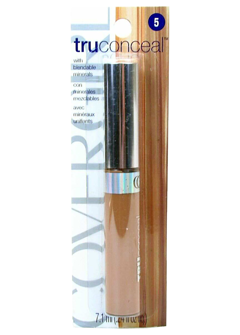 CoverGirl TRUconceal Concealer #5 With Blendable Minerals