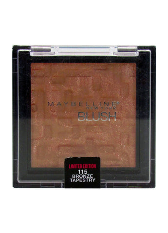 Maybelline Limited Edition Blush #115 Bronze Tapestry