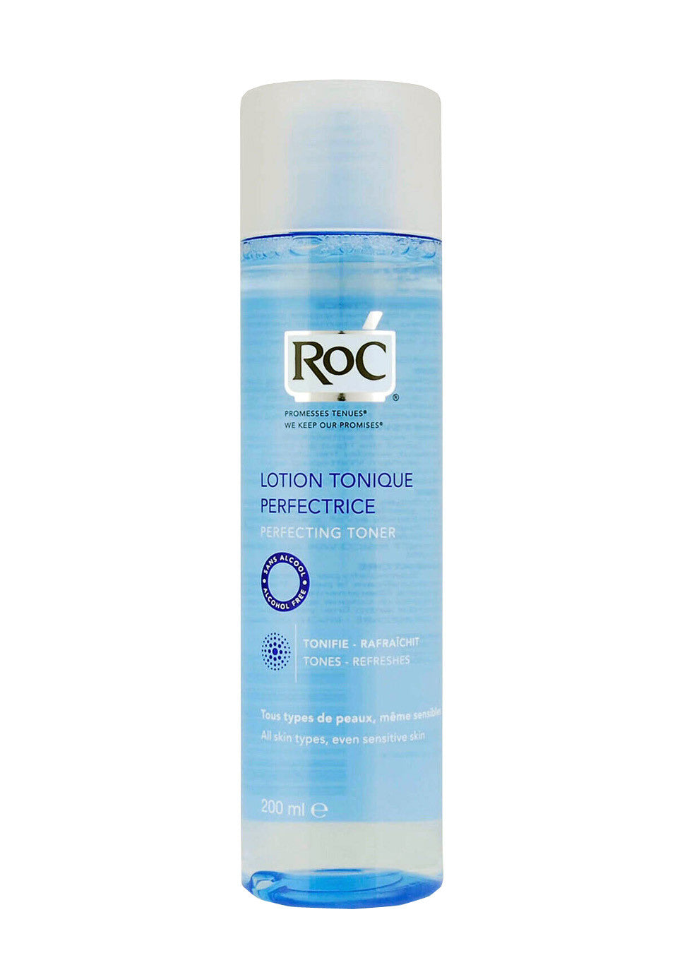RoC Perfecting Toner Lotion Alcohol Free 200ml