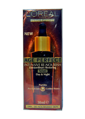 L'Oreal Dermo-Expertise Age Perfect Intensive Re-Nourish Extraordinary Restoring Serum 30ml