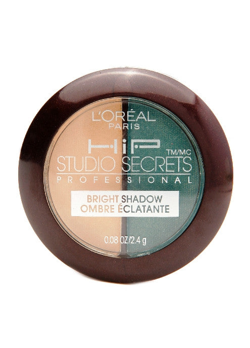L'Oreal HiP Studio Secrets™ Professional Bright Shadow Duos #318 Flashy
