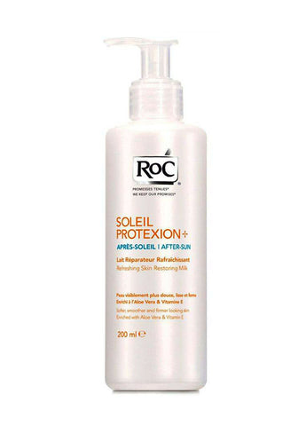 RoC Soleil Protexion After-Sun Skin Restoring Milk 200ml