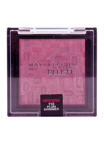 Maybelline Limited Edition Blush #110 Plum Shimmer