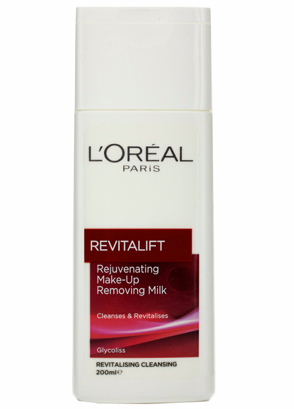 L'Oreal Revitalift Rich Rejuvenating MakeUp Removing Milk 200ml
