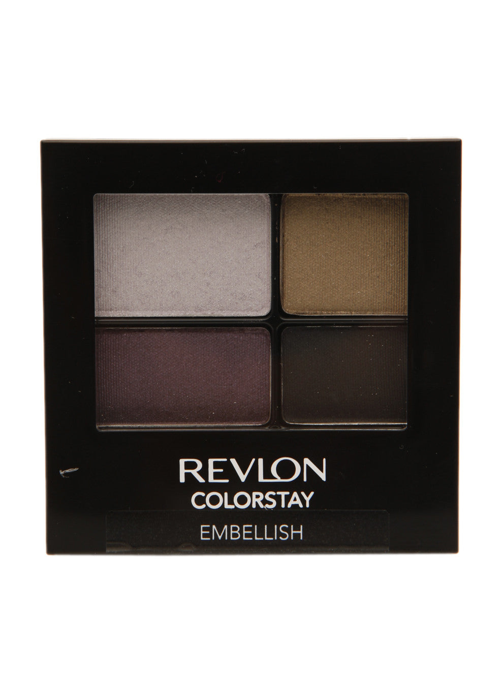 Revlon colorstay 16 hour eye shadow embellish #12258 quad color