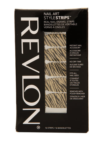 Revlon NAIL ART STYLE Stripes #12167 Wild One