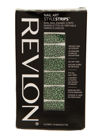 Revlon NAIL ART STYLE Stripes #12198 Jungle Gem