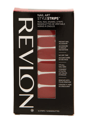 Revlon NAIL ART STYLE Stripes #12185 Fashion Hound