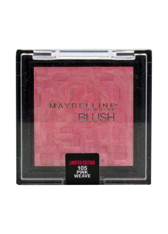 Maybelline Limited Edition Blush #105 Pink Weave