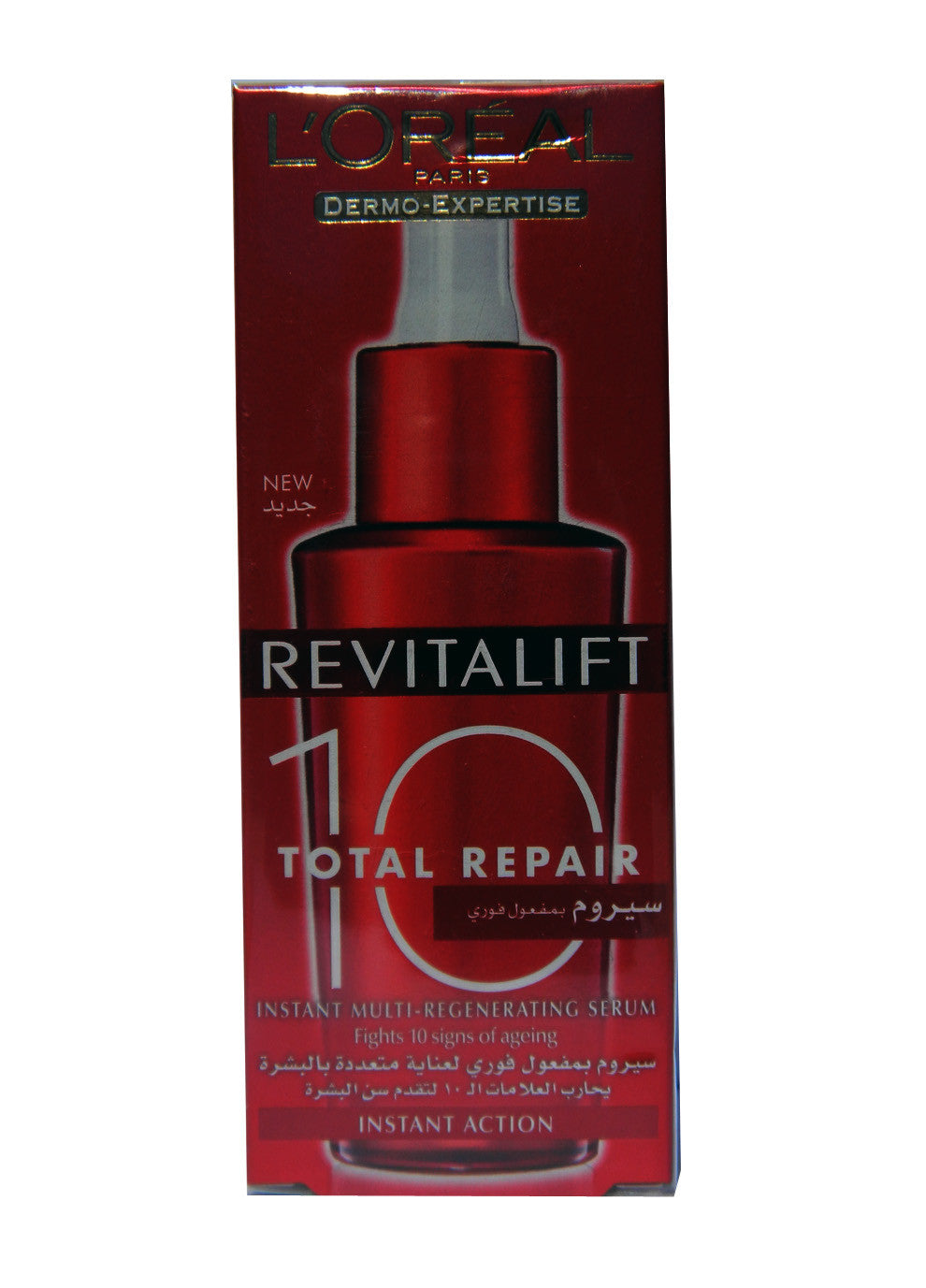 L'Oreal Revitalift Instant Multi-Regenerating Serum 30ml