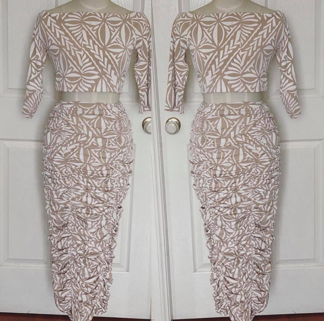 The Luana two piece