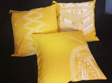 Tatau Set Cushion Covers
