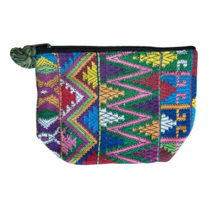 Huipil Cosmetic Bag