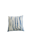 Light Indigo Shibori Pillow 20 x 20