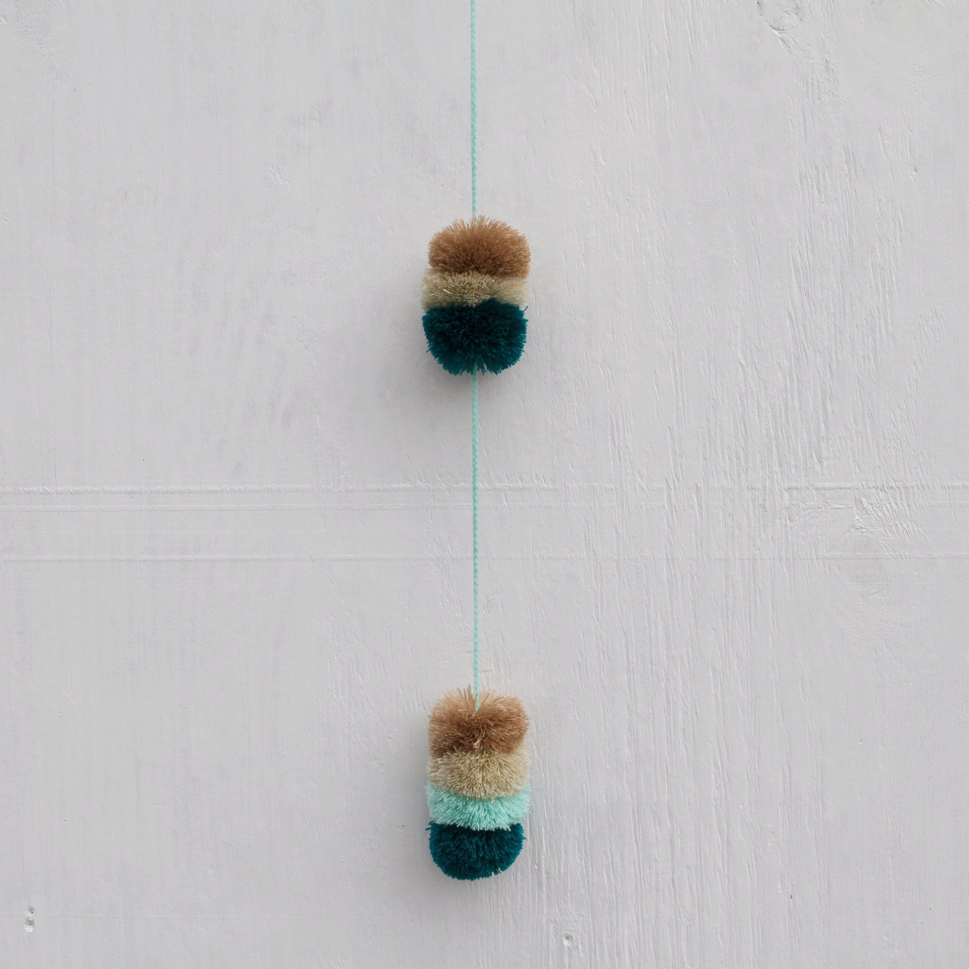 Marine Layer Pompom Wow Hanging