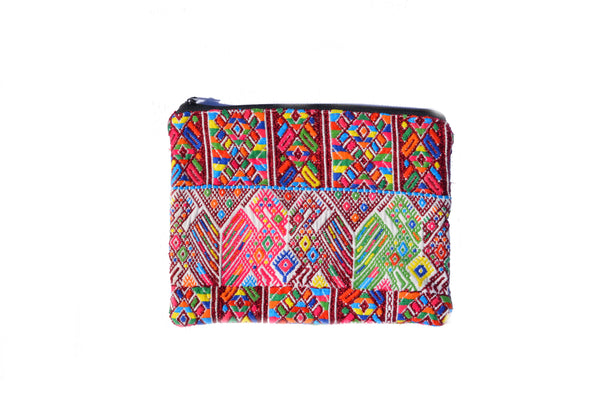 Huipil Clutch - Assorted Colors