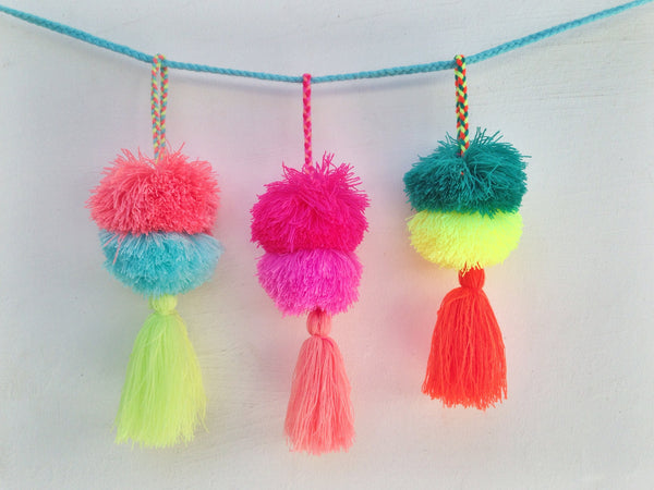Pompom Wow - Custom Colors  - Email for Details