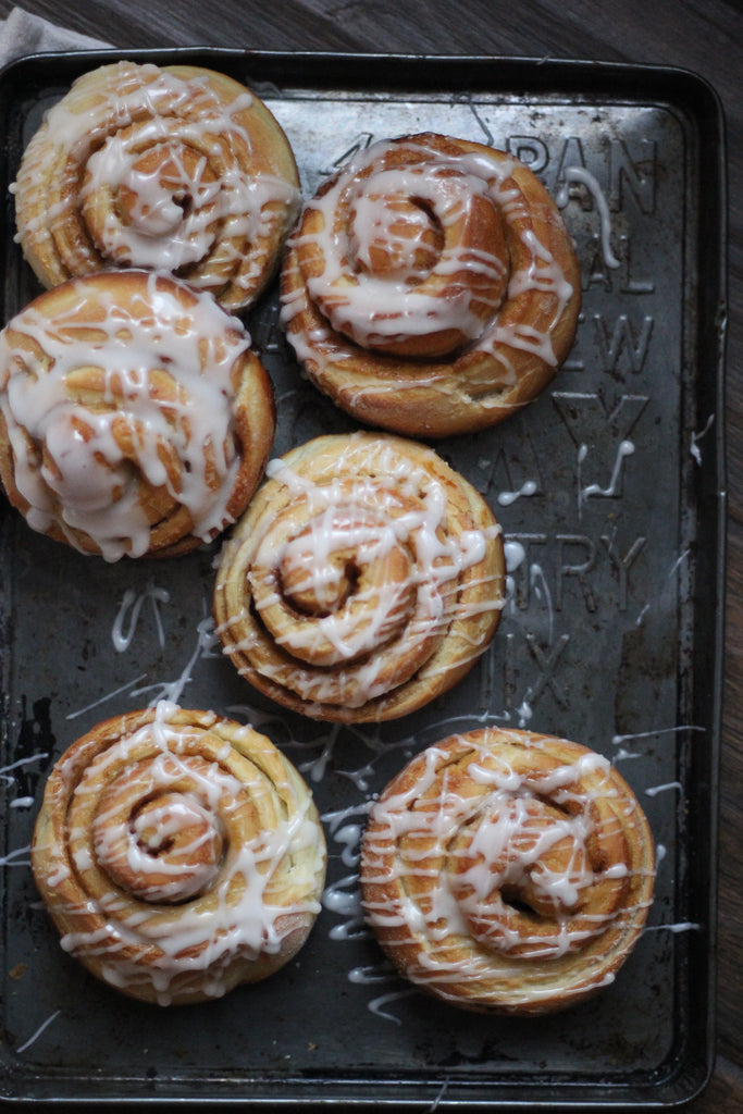Bomb Cinnamon Buns Box Kit- Nationwide Delivery