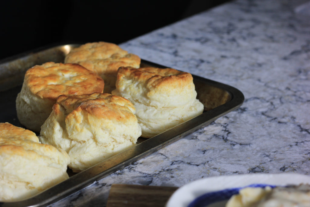 Buttermilk Biscuits- Wake, Reheat and Eat!- Ships Nationwide!