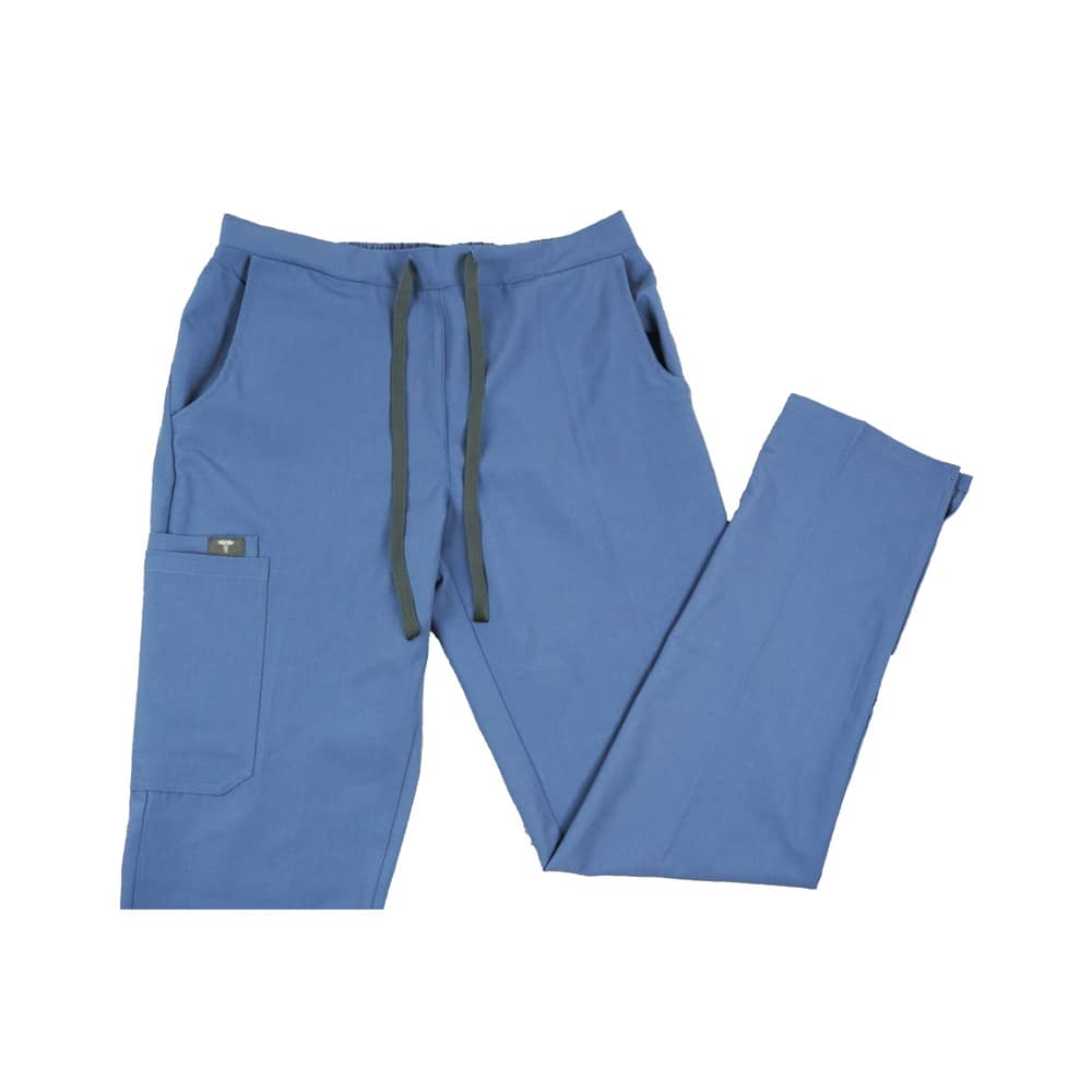 Light Blue Scrub Pants