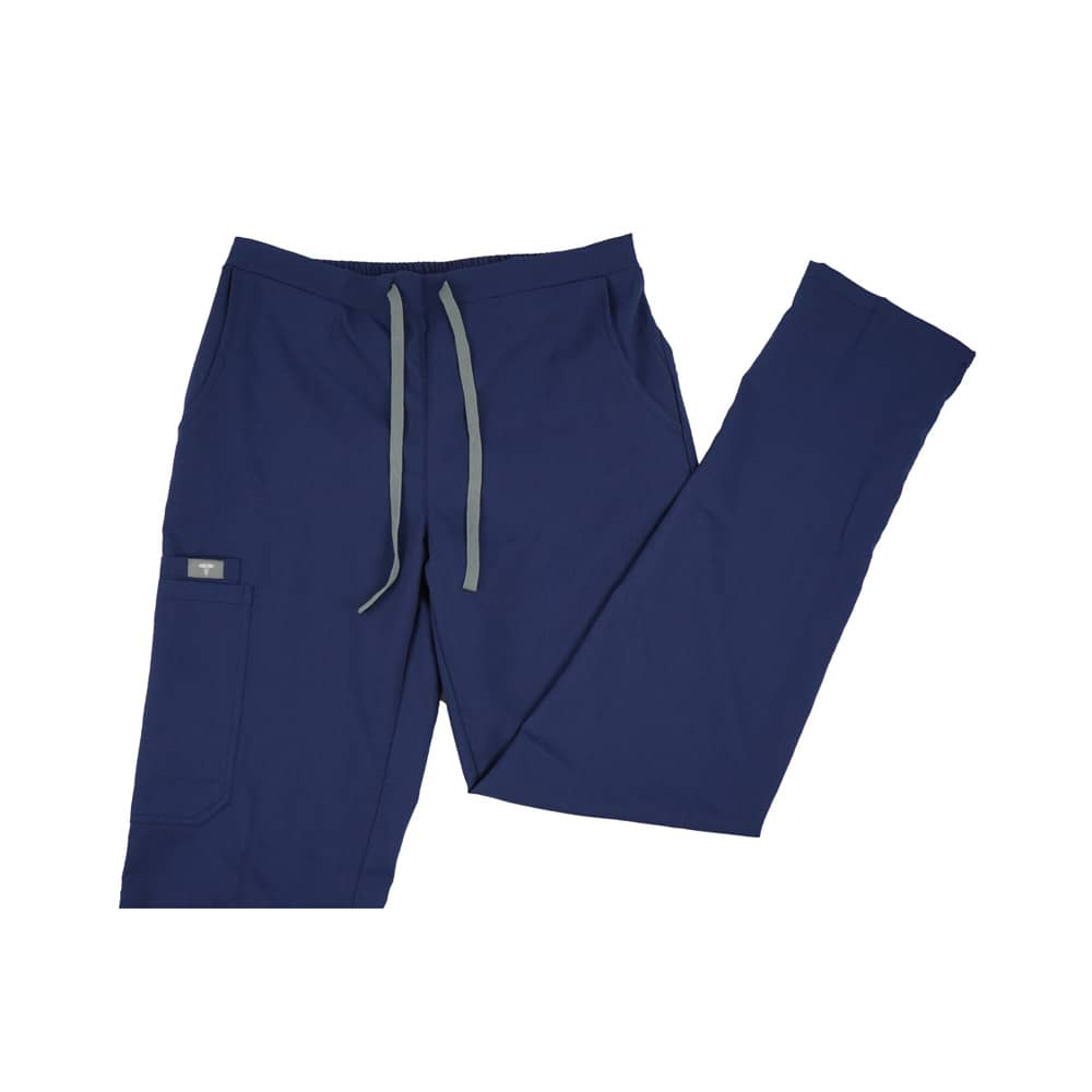 Navy Scrub Pants