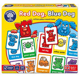 044 RED DOG, BLUE DOG