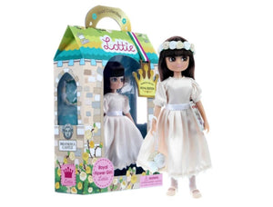 ROYAL FLOWER GIRL DOLL