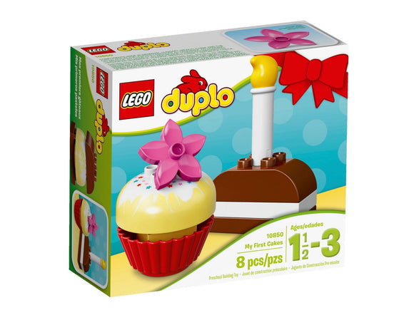 10850 DUPLO MY FIRST CAKES ,