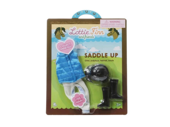 SADDLE UP OUTFIT