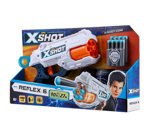 X SHOT REFLEX 6 WITH CANS