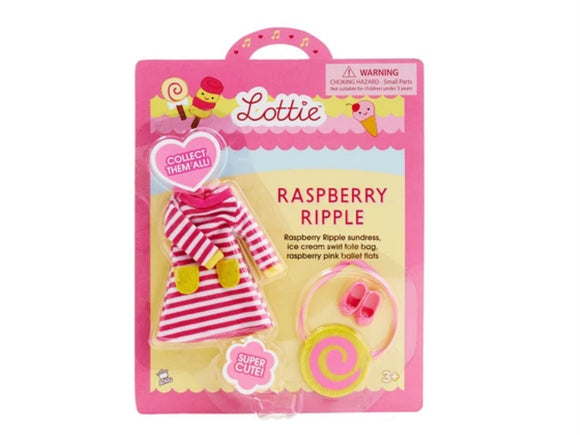 RASPBERRY RIPPLE OUTFIT