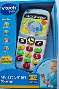 VTECH MY 1ST SMART PHONE