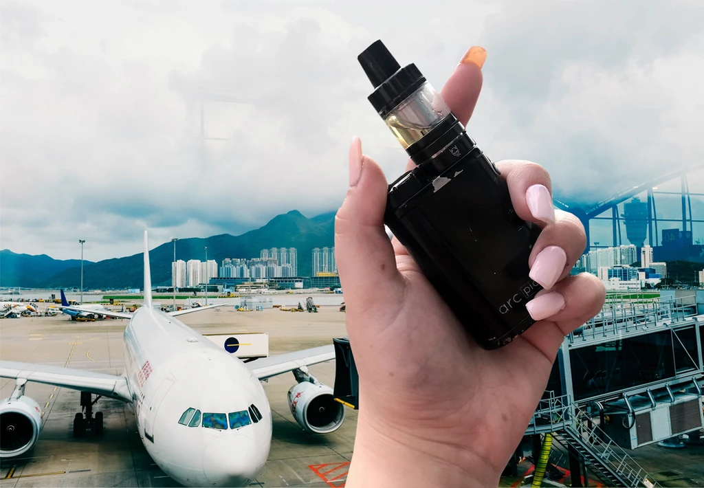TRAVEL THE WORLD WITH VAPE PENS