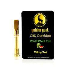 Golden Goat 1 ml Watermelon Mix 750mg - ESWSupply