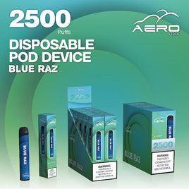 Aero Stick Disposable Device