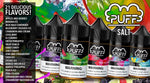 Fresh Pineapple by Puff Salt Nic 30ML