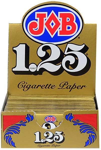 Job 1.25 Rolling paper 24pc - ESWSupply