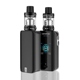 VAPORESSO LUXE NANO 80W STARTER KIT WITH SKRR-S MINI TANK - ESWSupply