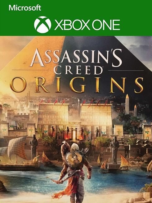 XBOX Assassin's Creed Origins