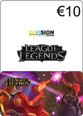 League of Legends €10 Global